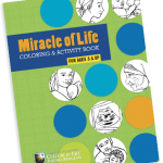 Miracle of Life Coloring & Activity Book
