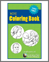 Now Available: Mini Coloring Book Sample