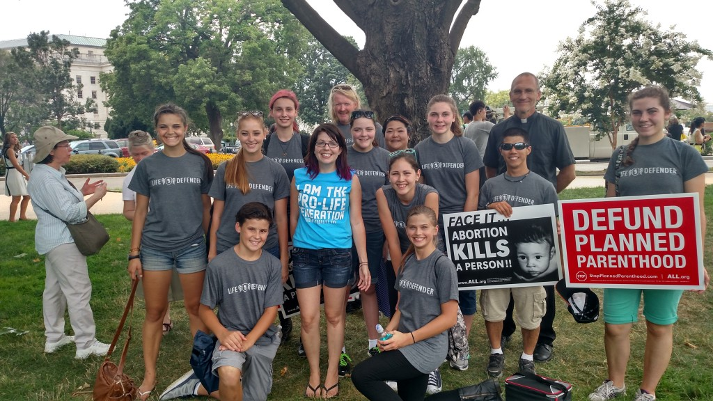 5 Pro-Life Activism Opportunities for High School Students