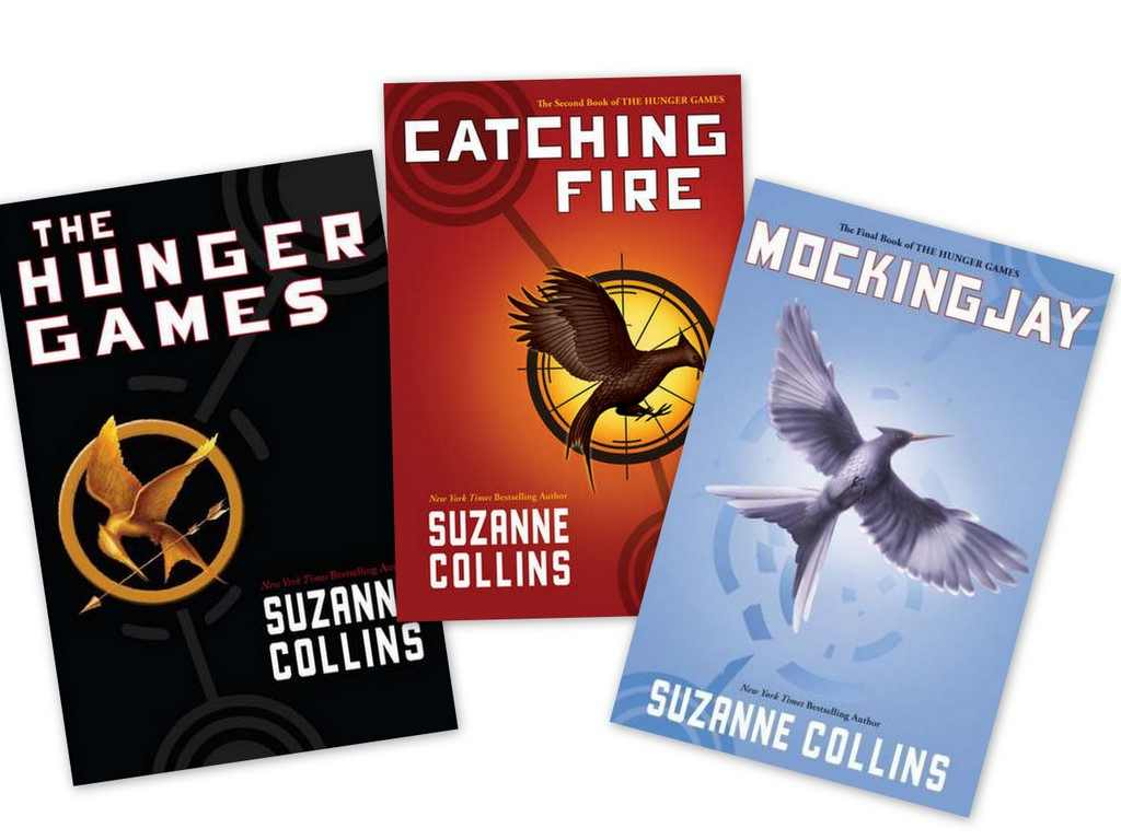 The Hunger Games by Suzanne Collins - Culture of Life Studies Program