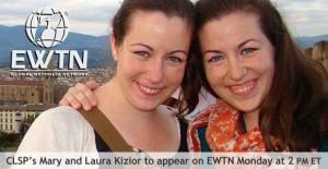 Watch CLSP on EWTN