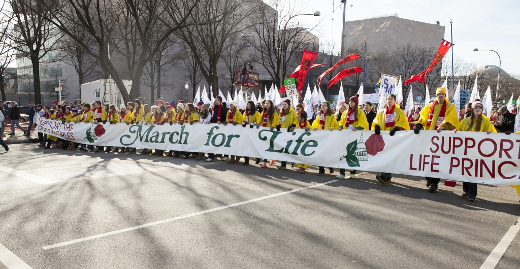 Why We March: Remembering January 22, 1973