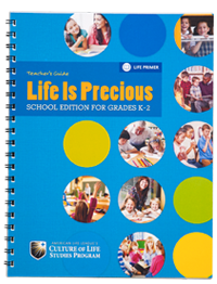 Life Is Precious School Edition Cover