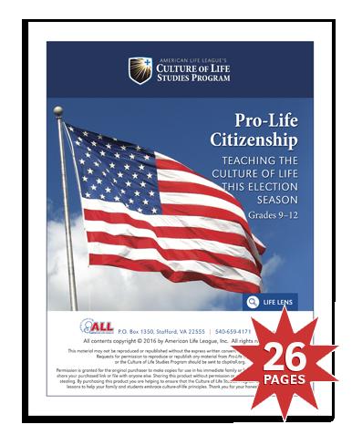 Pro-Life Citizenship