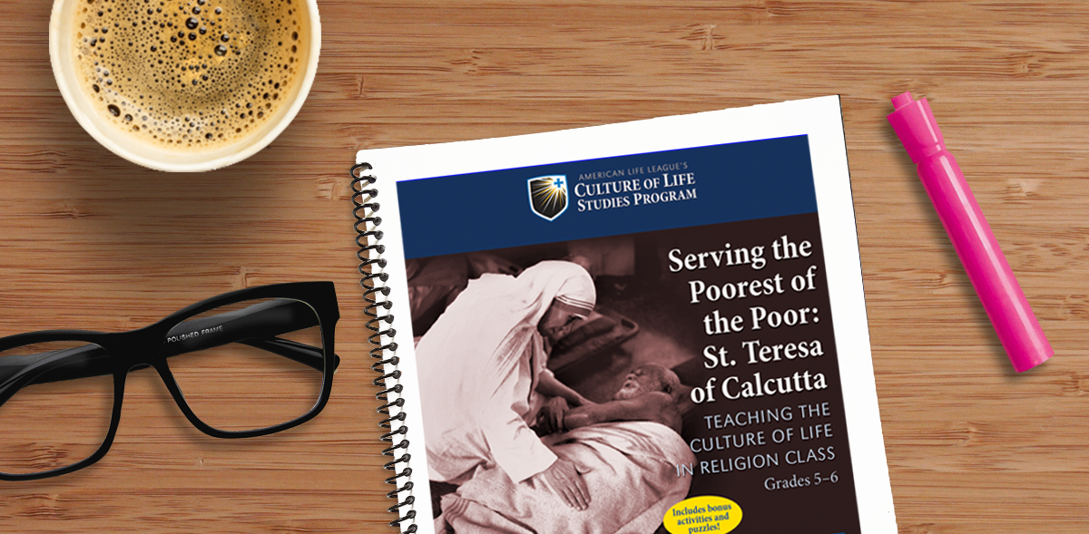 St. Teresa of Calcutta: Servant to the Least of These