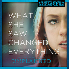 Should your children or teens see 'Unplanned'?