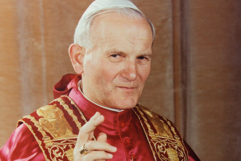 Love as St. John Paul II Loved