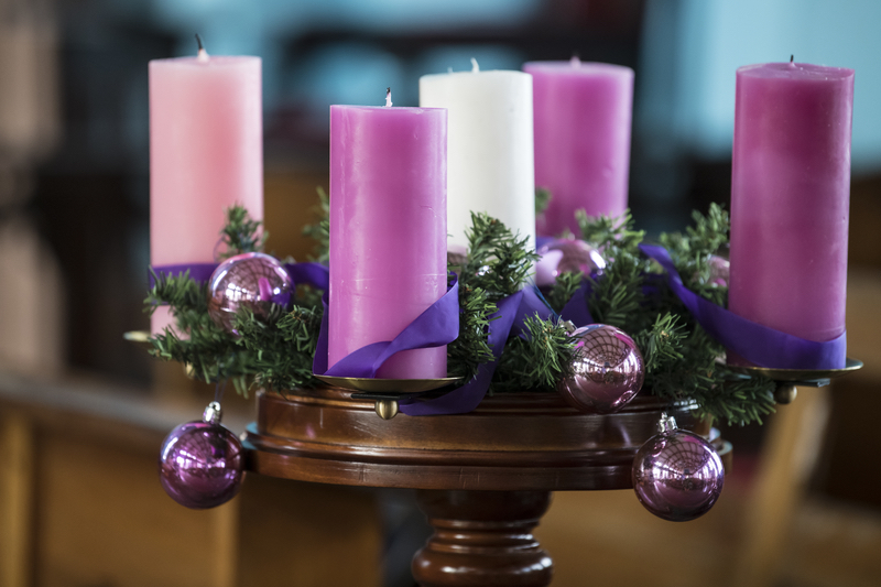 Celebrating Advent with St. Francis Xavier