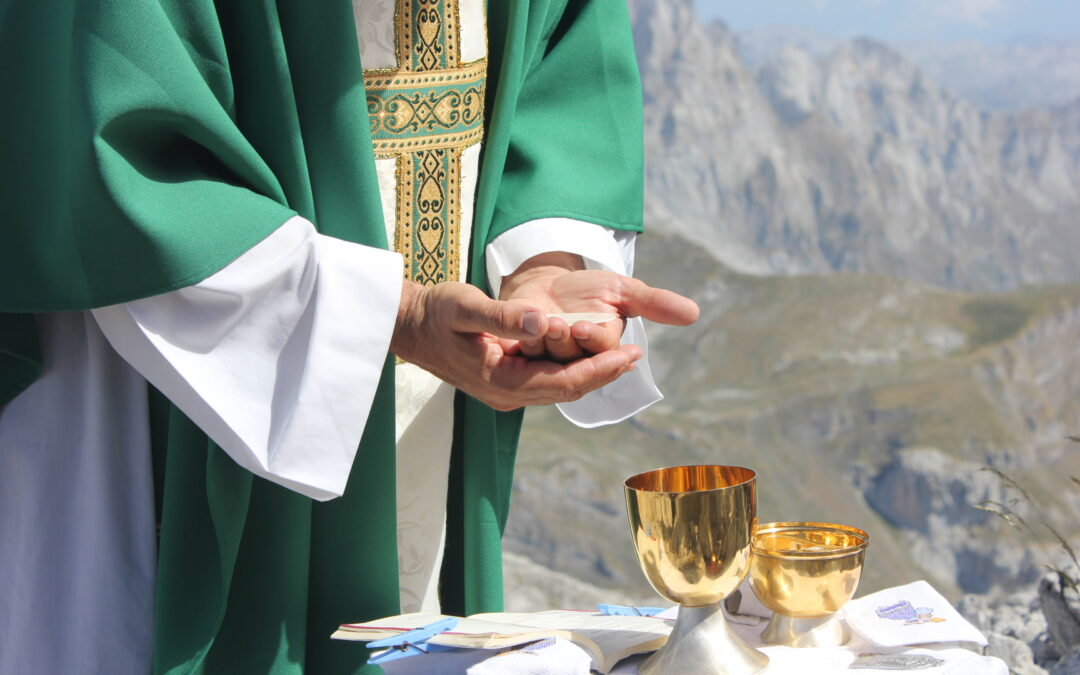 Why We Must Protect Christ in the Eucharist